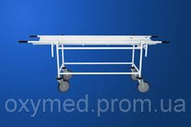 Купити Тележка для транспортировки пациентов ВМп-3 Медаппаратура