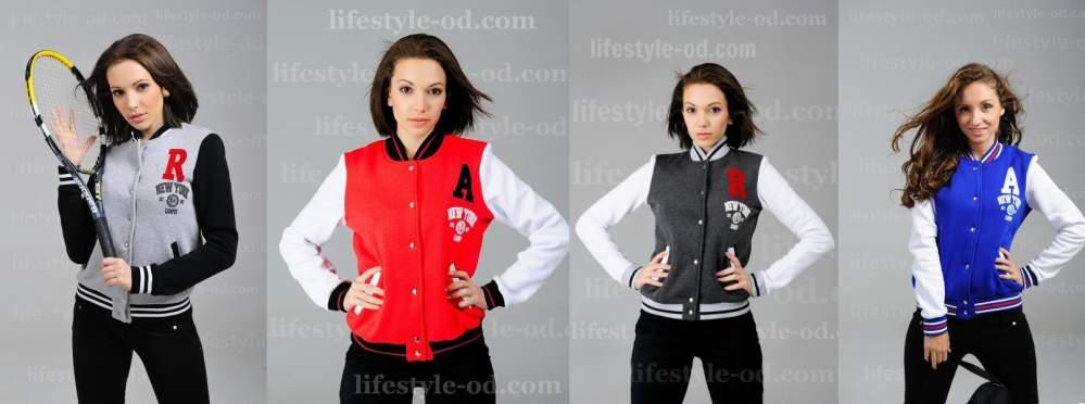 Куртка 140 (куртки спортивні жіночі оптом і в роздріб) купити в Одеса 97a3ca51ab942