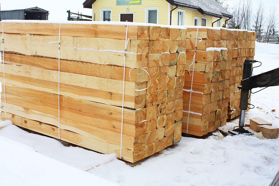 Купить Шпала деревянная, большие объемы, экспорт
