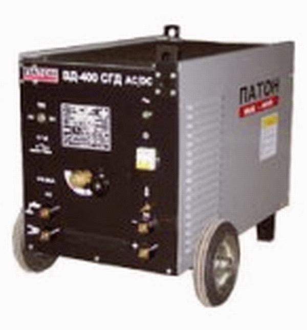Купить Агрегат выпрямительный ВД - 400 СГД AC/DC