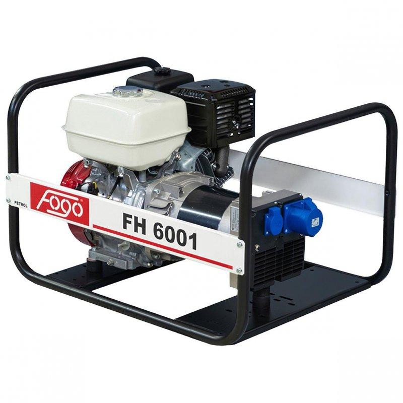 Купить Генератор FOGO FH6001 1ф-5,6кВт двиг.Honda