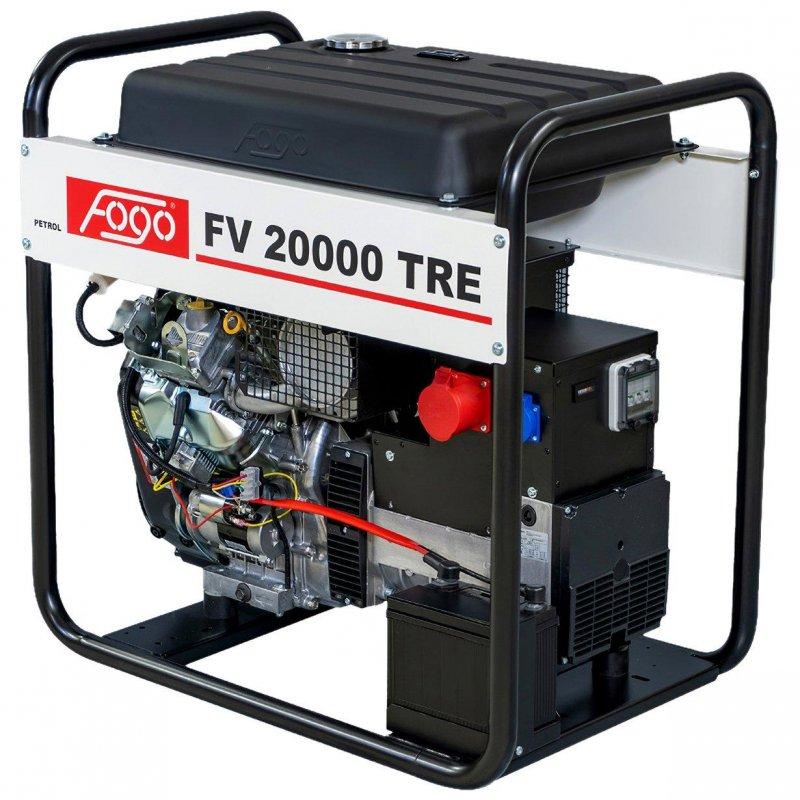 Купить Генератор FOGO FV20000TRE 3ф-17,5кВА/1ф-7,2кВт двиг.B&S