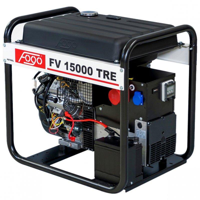 Купить Генератор FOGO FV15000TRE3ф-14,5кВА / 1ф-6,0кВт двиг.B&S