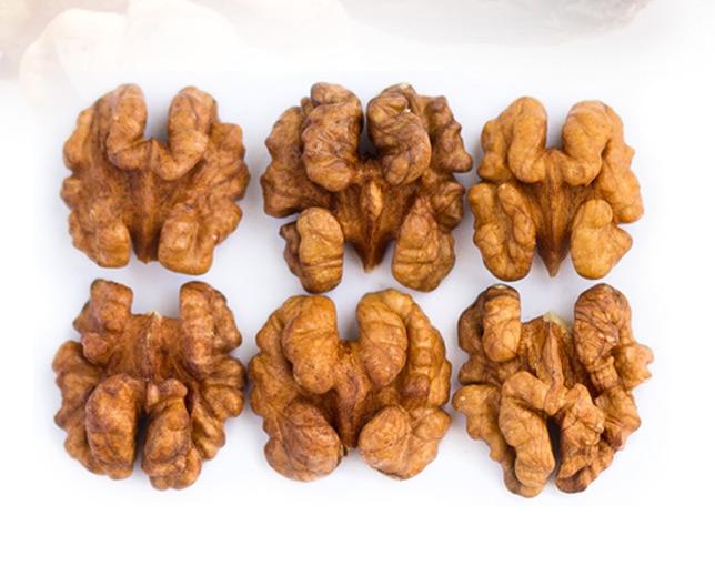 Walnut Amber light ½
