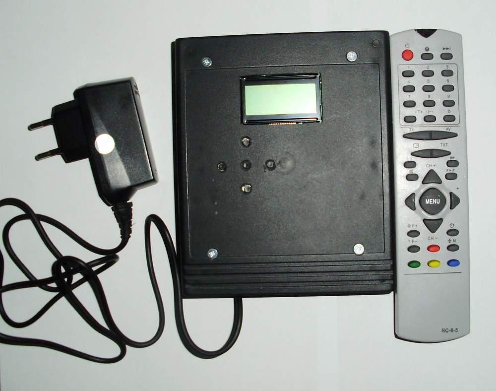 цифровой термостат для инкубатора схема