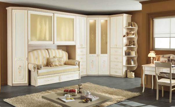 Мебель дизайнерская мебель в детскую