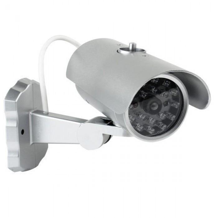 Купить Видеокамера муляж PT-1900, Серебристый