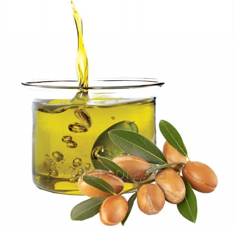 Масло аргановое, аргания, argan oil (рафинированное)