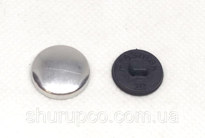 Купить Пуговица под обтяжку 11.5 мм №20 Черный