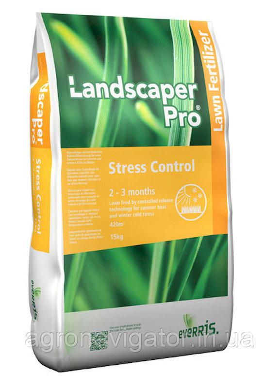 Купить Удобрение для газона LandskaperPro Stress Control 15 кг