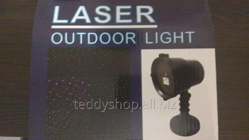 Купить Laser Outdoor Light (уличный лазер)