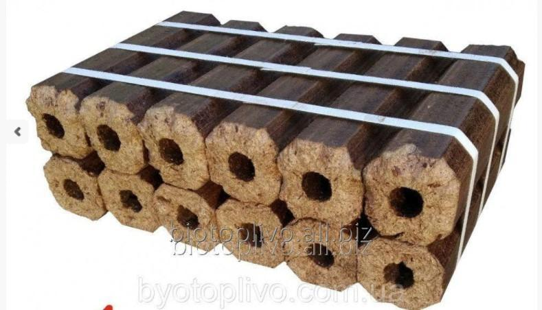 Купить Топливные брикеты дубовые Пини Кей, Pini Kay в термоупаковках.