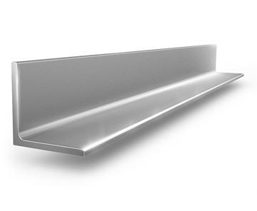 Уголок 75х6, 7, 8 мм, ст. 09Г2С, мера 6м/9м