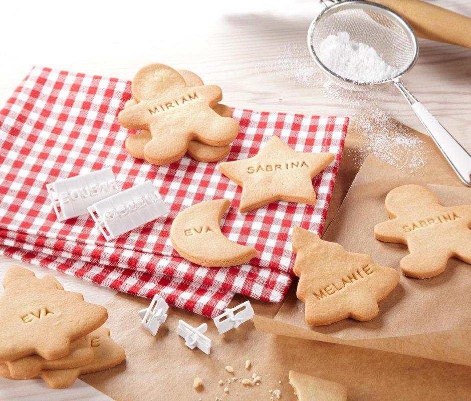 Купить Набор штампов для печенья (Tchibo) 296775
