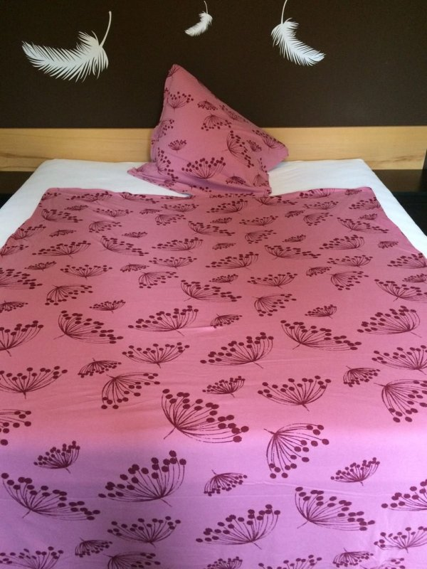 Купить Белье постельное из джерси (1 наволочка 100х65см, 1 пододеяльник 160х210см) Tchibo Германия