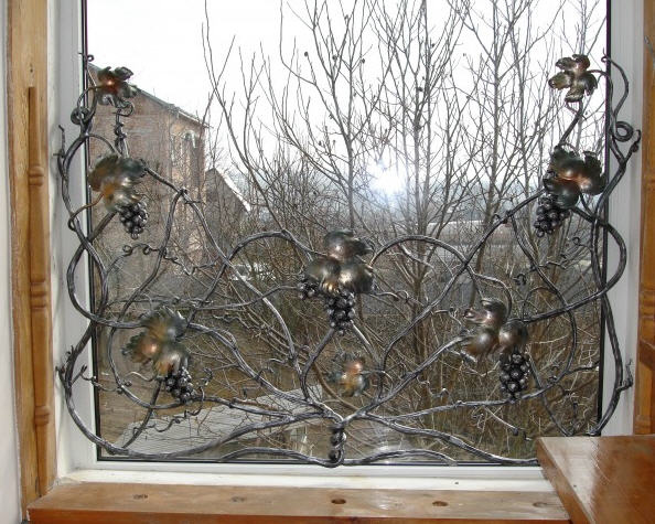 Купить Решетки кованые,Тернополь