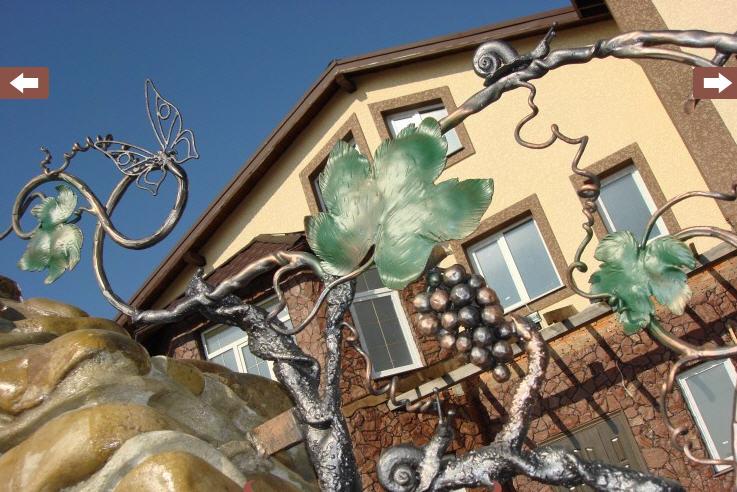 Купить Кованые заборы,Тернополь