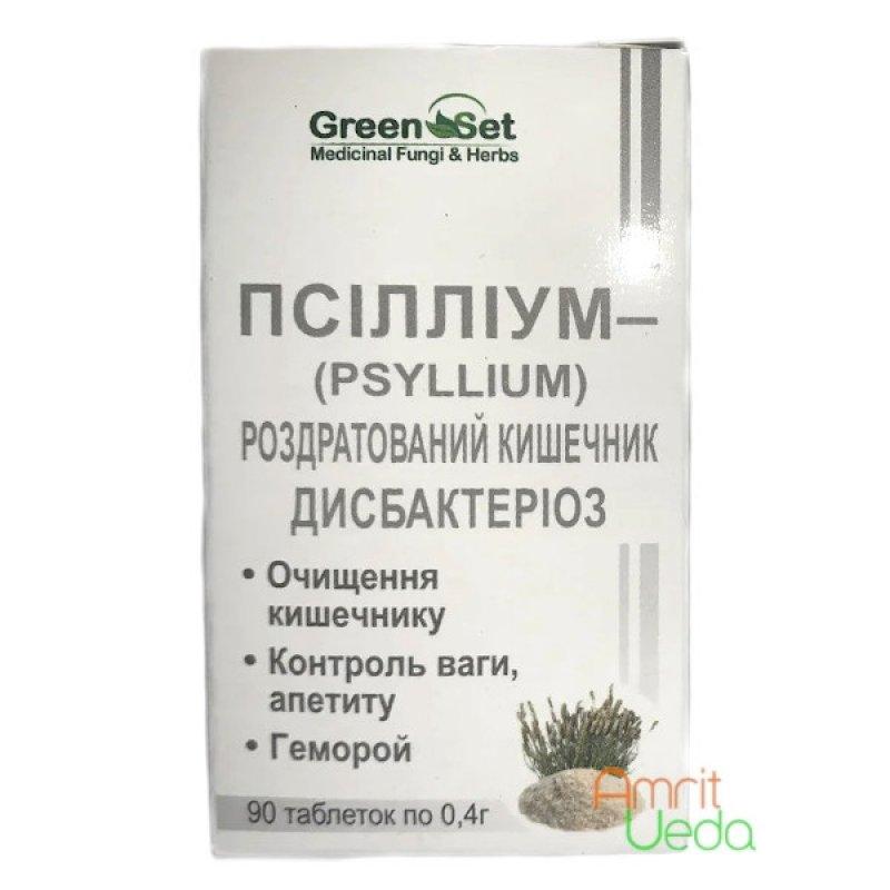 Купить Псиллиум при дисбактериозе раздраженном кишечнике Даникафарм 90 шт.