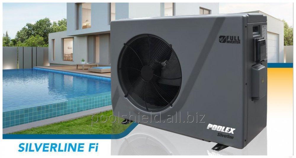 Тепловой насос для бассейна Poolex Silverline 120 (11,30 кВт), инвертор