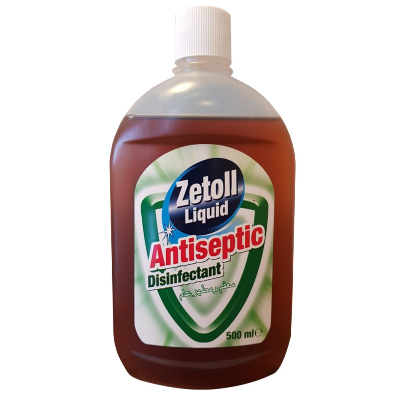 Моющее средство Unice Zetoll для медицинской и личной гигиены, 500 мл