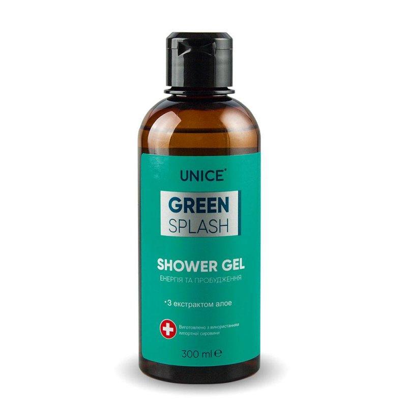 Buy Unice Green Splash Shower Gel, 300 ml