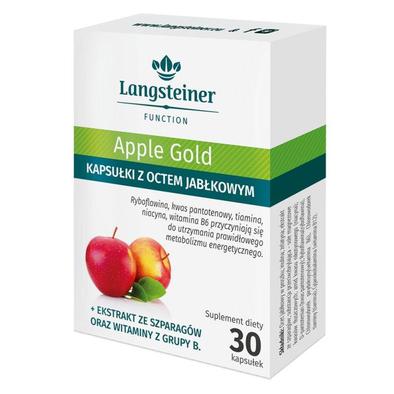 Купить Натуральный препарат Langsteiner Золотое Яблоко Для похудения , 30 капсул