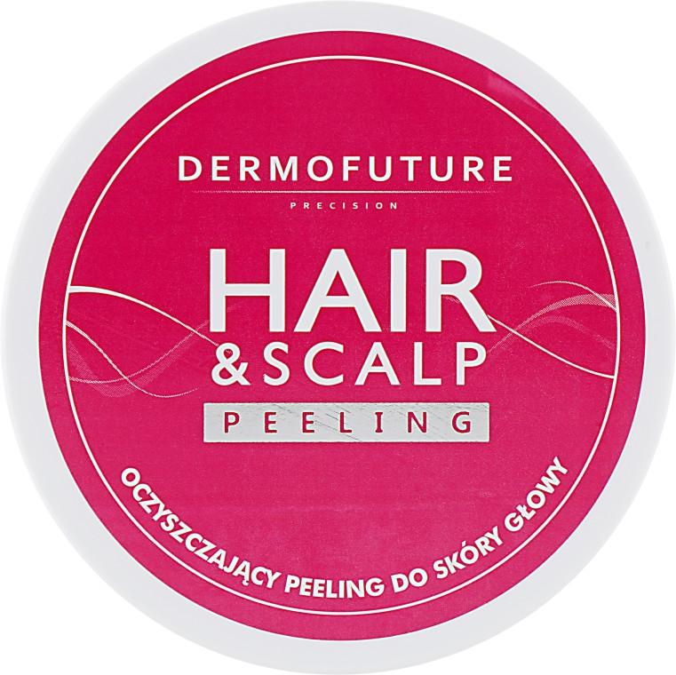 Купить Пилинг для кожи головы Dermo Future Hair & Scalp, 300 мл
