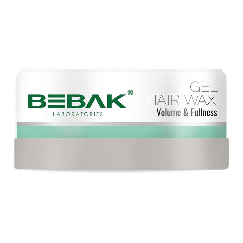 Купить Гель-воск для укладки и объёма волос BEBAK Volume, 150 мл