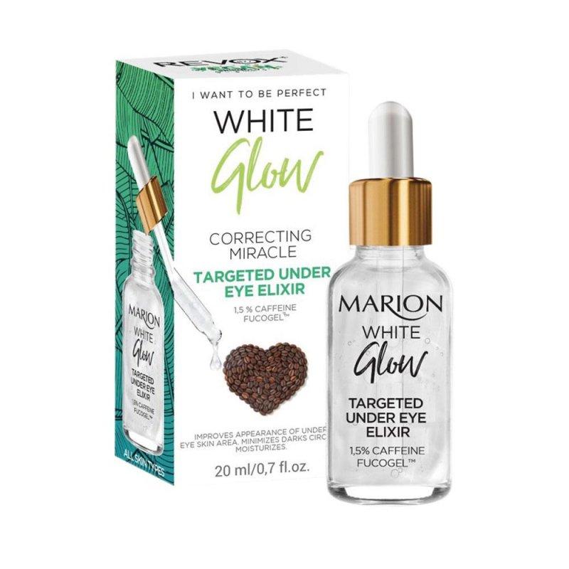 Купить Корректирующий эликсир Marion White Glow для кожи вокруг глаз , 20 мл