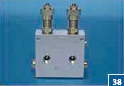 Клапаны предохранительные гидравлические HYDROMA