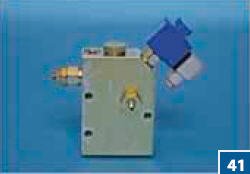 Специальные блоки клапанов изготовление