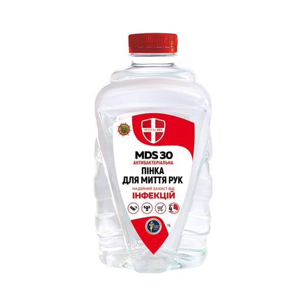 Купить Антибактериальная пенка для мытья рук MDS 30, 1л.
