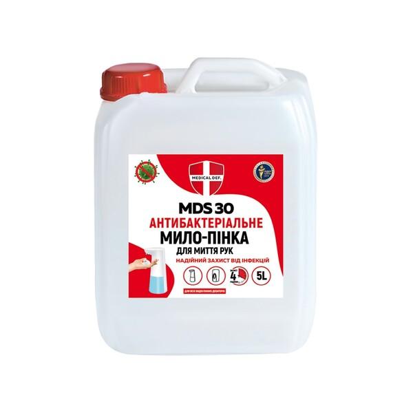 Купить Антибактериальная пенка для мытья рук MDS 30, 5л.
