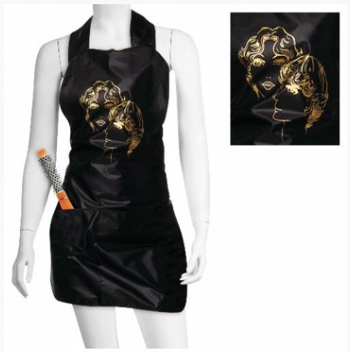 Перукарський фартух для фарбування волось «Gold Faces» купити в Київ 67886a5345918