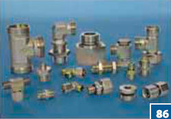 Buy Hydraulic threaded connections of Hydroma