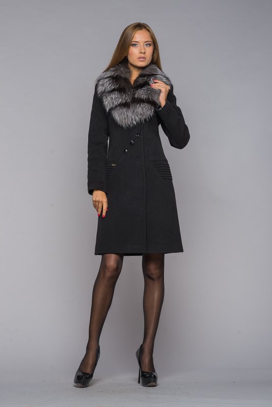Пальто женское кашемировое Лика 9ee1dd0adc51c