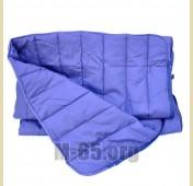Спальный мешок GB,синий, лёгкий