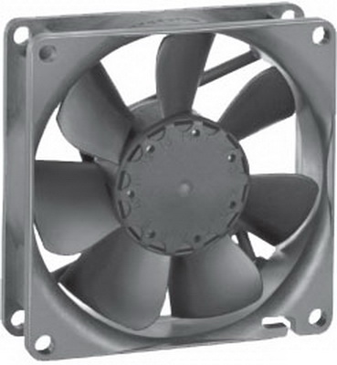 Купить Вентилятор Ebmpapst 8412NMU 80x80x25 DC защита IP 68