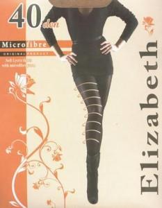 1aa691873bf The Elizabeth 40 den Microfibre tights