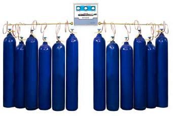 Кислород газообразный ГОСТ 5583