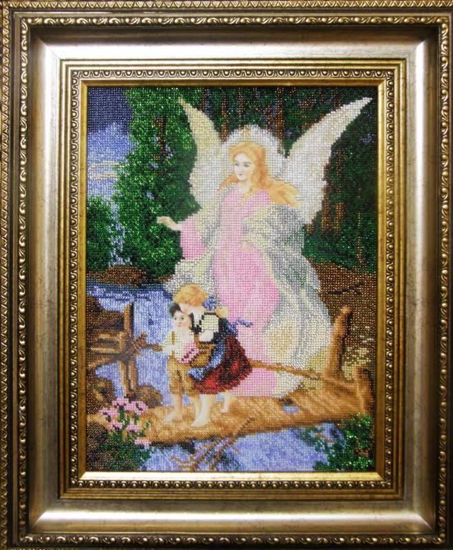 Набор для вышивки ангел хранитель