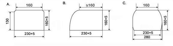 Купить Шпала деревянная не пропитанная Тип 2-А (160x230x2750). Экспорт.