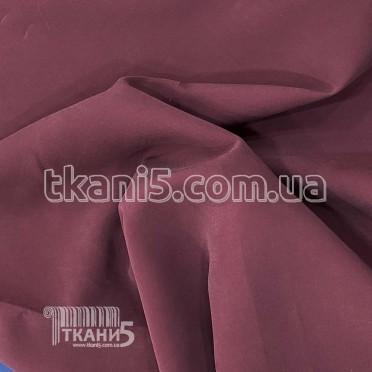 Купить Ткань Мокрый шелк - купра (марсала)