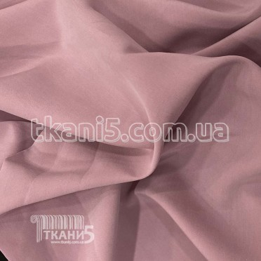 Купить Ткань Мокрый шелк - купра (пудра)