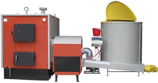 Купити Теплоенергетичне встаткування, Енергетична установка УеАС-630 (УЕАС 630). Установка Енергетическая Автоматичного Спалювання відходів деревини (ошурки, стружка, тріска, кора та ін.) вологістю до 70%.