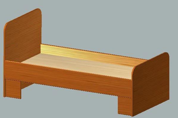 Мебель для детских садов, яслей (кроватки для детских садов под заказ)