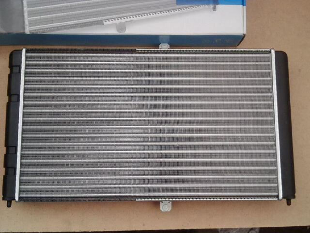 Купить Радиатор охлаждения ВАЗ 2112 инж. алюм., ДААЗ (без датч.) (гарантия - до установки)