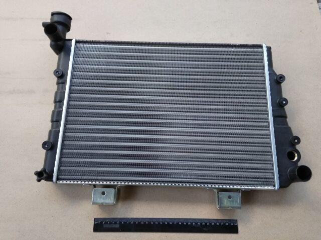 Купить Радиатор охлаждения ВАЗ 2107 алюм., ДААЗ (гарантия - до установки)