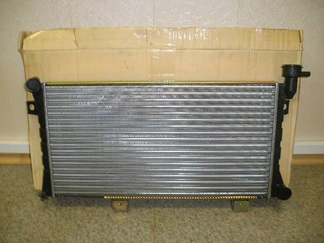 Купить Радиатор охлаждения ВАЗ 21214 инж. алюм., ДААЗ (гарантия - до установки)