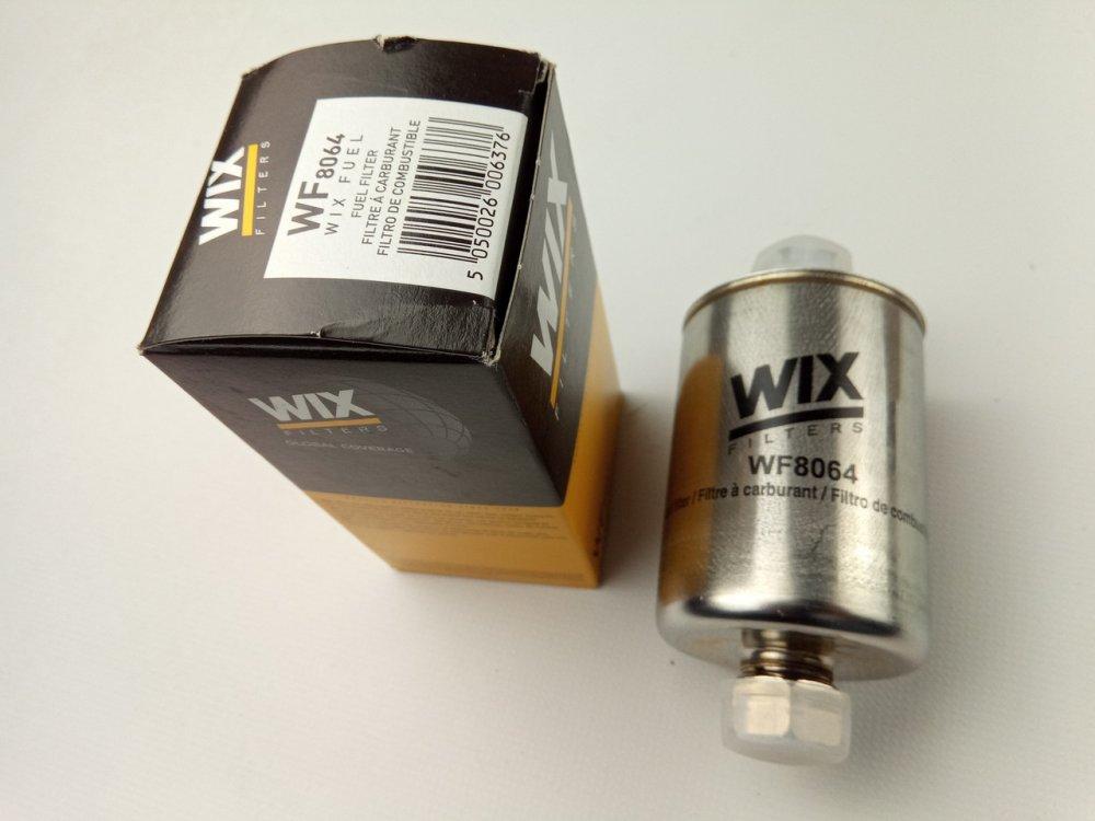 Купить Фильтр топливный Nexia, WIX (WF8064)